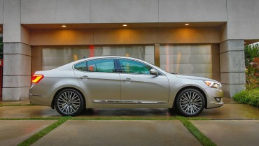2014 Kia Cadenza Right Side