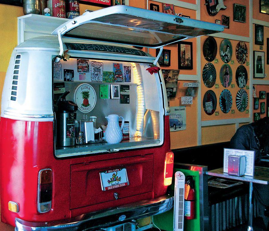 Hi-Lo's 15th Street Café: Feel-Good Café In