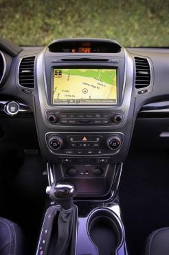 2014 Kia Sorento Console