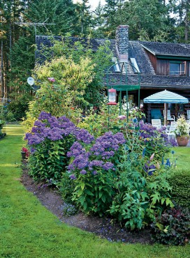 Jeanne Cronce's Garden: A Bit of Paradise