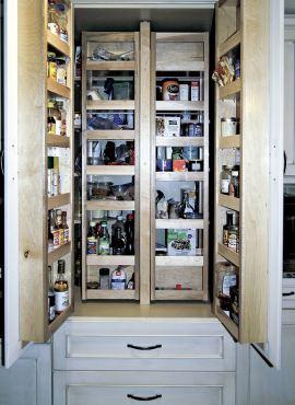 Chef's pantry
