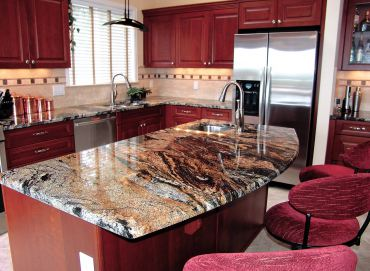 Rockin' at Countertops and Loving It