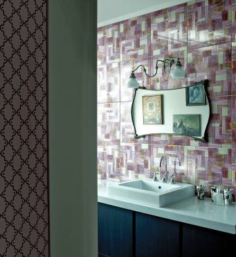 Hastings Tile & Bath — Ceramica Bardell Wallpaper