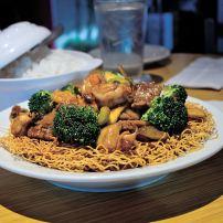 House Crispy Noodle