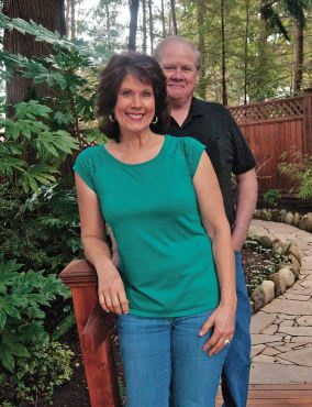 Arlene and Bill West