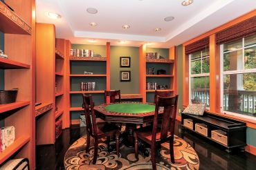 Library/game room