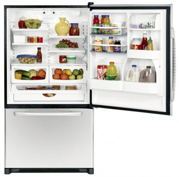 Amana model No. ABC2037DEW bottom-mount freezer is Energy Star rated and is a great replacement model option.