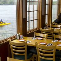 The Boat Shed — Dining with a View