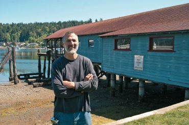 Michael Vlahovich of Coastal Heritage Alliance