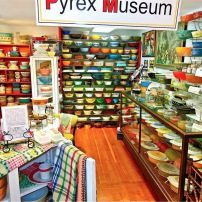 The Pyrex Museum in Bremerton, Washington, is not technically a museum, but it has garnered attention from all over the world.