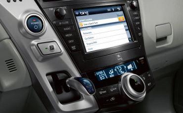 2014 Toyota Prius V Media Center