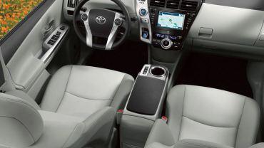 2014 Toyota Prius V Interior