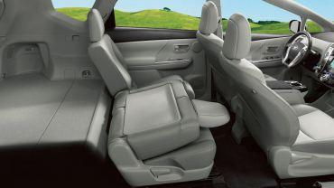 2014 Toyota Prius V Seating