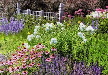 Hansville Ladies Aid Society Hosts Garden Tour