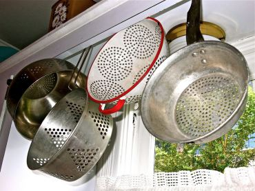 Give the Colander the Respect It Deserves