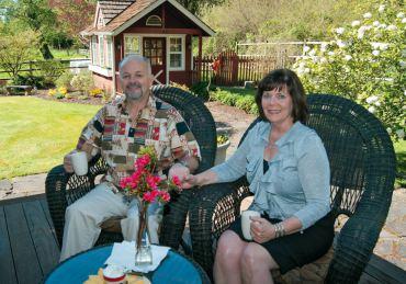Steve and Rhonda Edwards