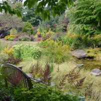Weissman Garden, Bainbridge Island. (Photo courtesy The Garden Conservancy)