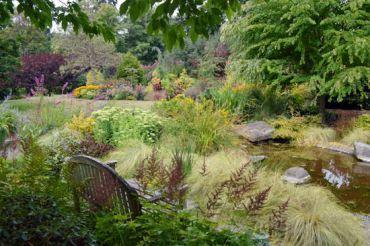 Weissman Garden, Bainbridge Island. (Photo courtesy The Garden Conservancy)