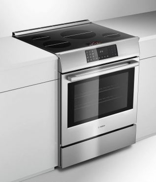 Bosch induction range