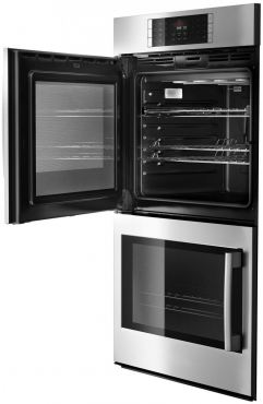 Bosch side-hinge wall oven