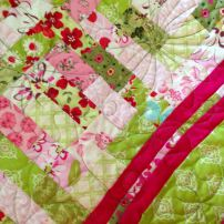 June is a great time to start quilting-or indulge your creative side.