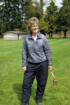 Judy Graham, Instructor