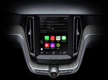 2015 Volvo XC90 Apple Vehicle Interface