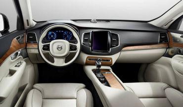 2015 Volvo XC90 Interior Front