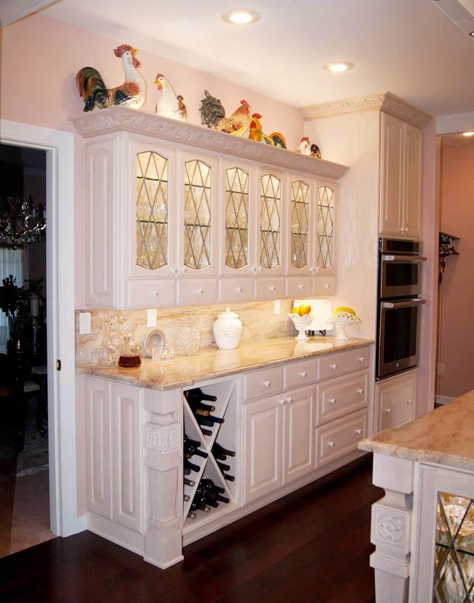 wshg net lemons into lemonade remodel recreates dream kitchen collectibles
