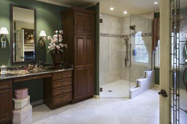 'Aging in Place' Accessible Bathroom