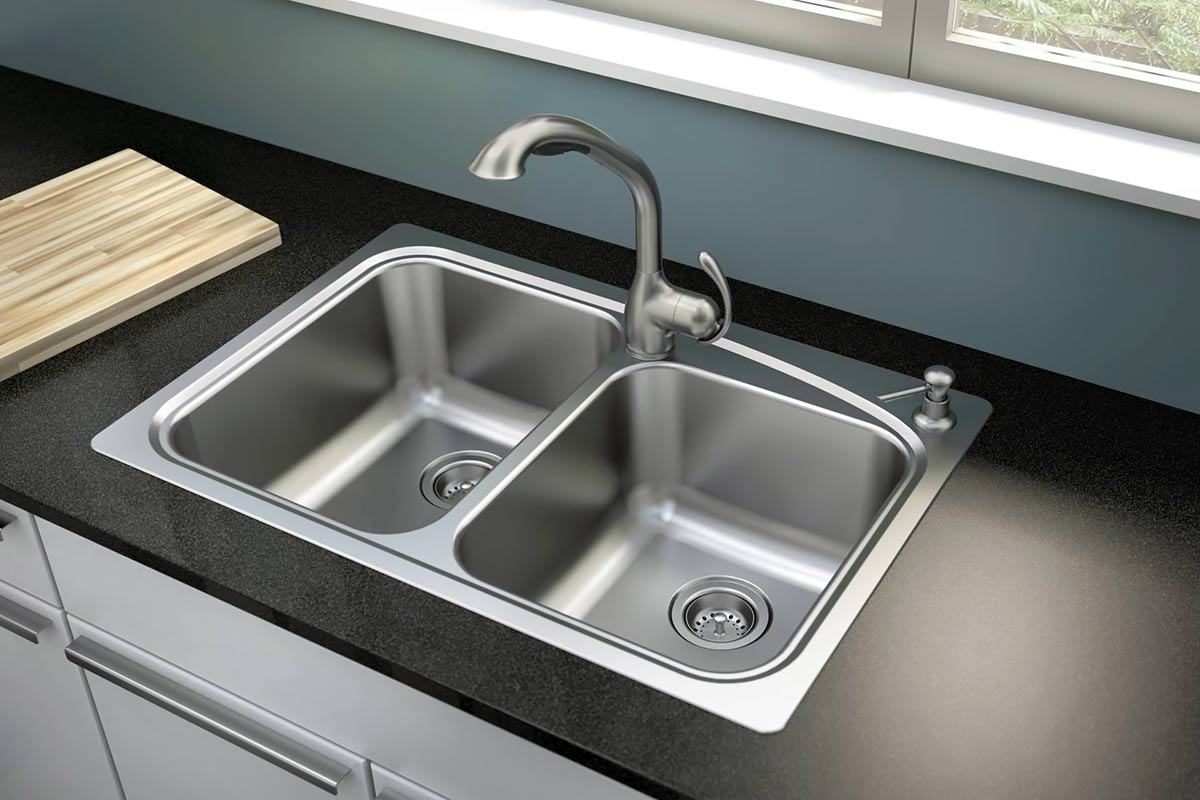 Wsmag Net Everything And The Kitchen Sink Plumbing Fixtures For The Kitchen Featured For The Home August 29 2014 Westsound Magazine