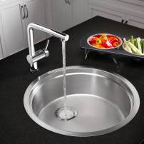 Blanco Linus single bowl self-rimmming stainless steel bar sink