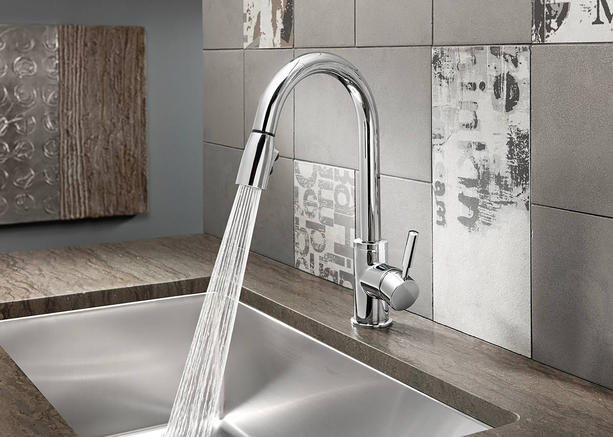 Blanco Sonoma Single Lever Faucet In Chrome
