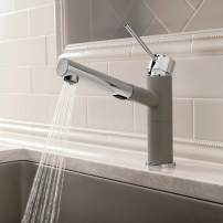 Blanco Alta pull-out single lever faucet