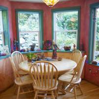 Jim Valley: Breakfast room