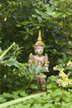 Jim Valley: Thai temple guardian angel