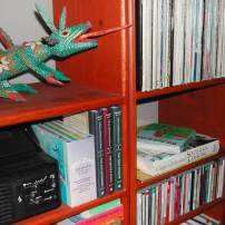 How to Incorporate Your Books into Your Home Decor