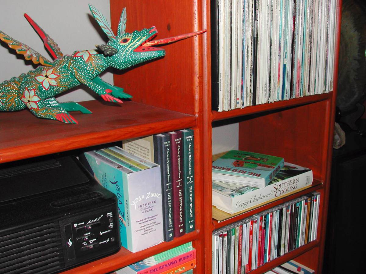 Wshg Net Blog How To Incorporate Your Books Into Your