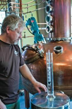 The Thrill of Distilling