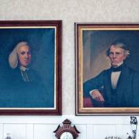 Country Charm — History, family take center stage at Fox Island home