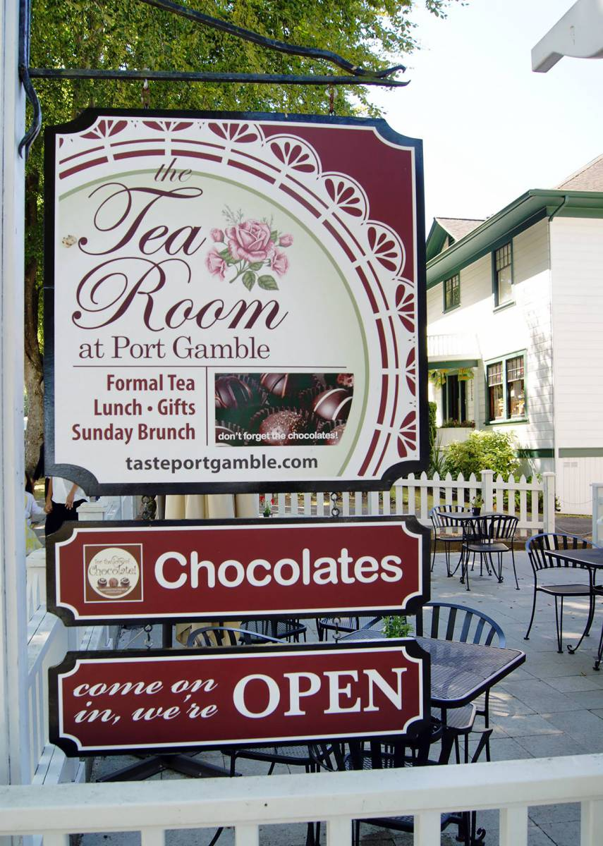 Port gamble tea room photos free casino slots atlantic city