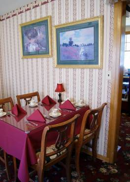 The Tea Room At Port Gamble