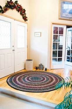 Rug Braiding by Donna