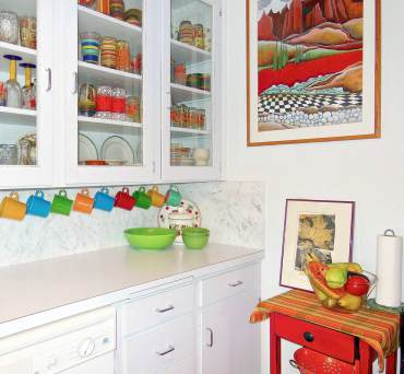 Kitchen Counter Corners