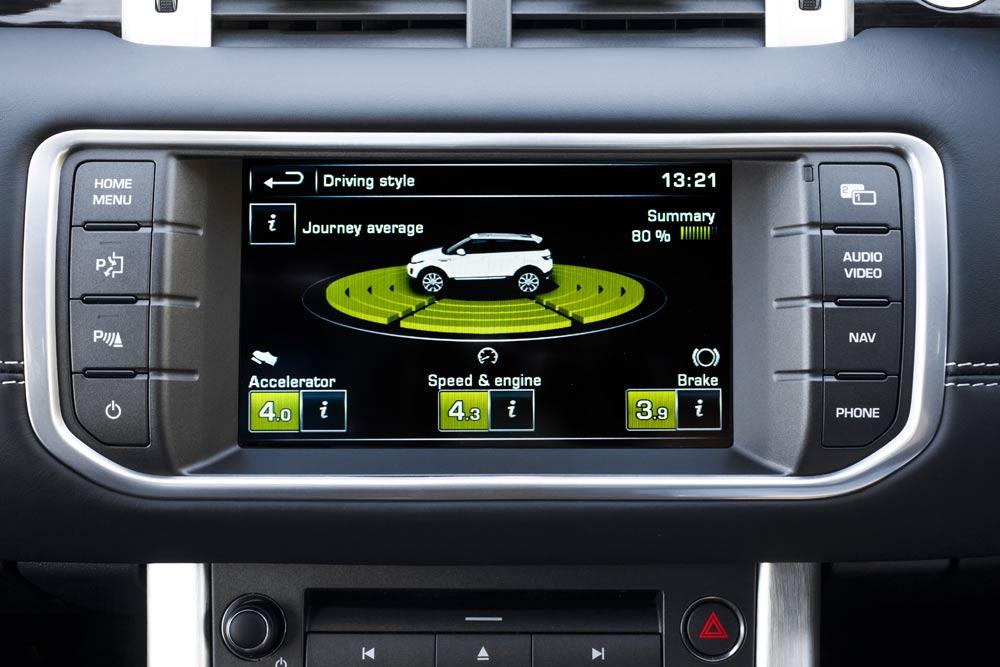 Wshg Net 2014 Range Rover Evoque Sporty Luxurious