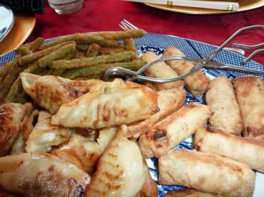 Cooking Around the World With Grandma