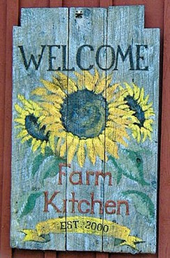 Farm Kitchen and Guest House