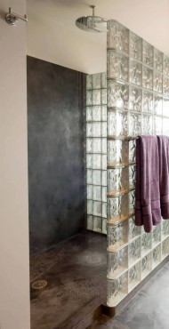 Ceiling mounted rainhead showerhead by Kohler