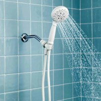 Moen handheld showerhead with wall hook