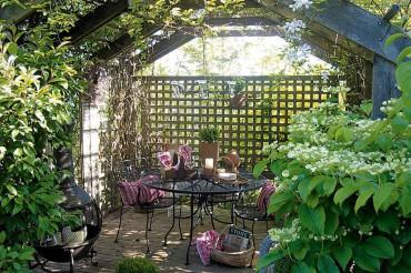 A Garden for Tea